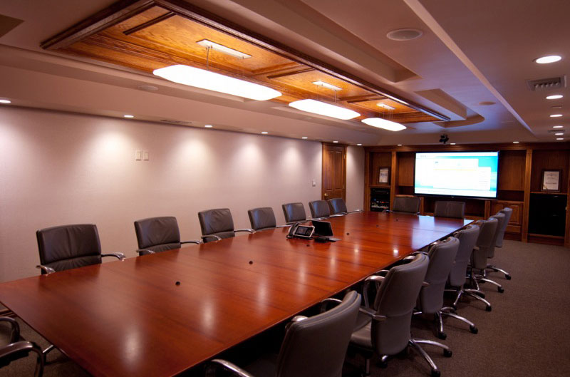 conference room designed by Timme G Designs